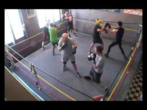Boxe franaise - entrainement / Savate - training Image 1