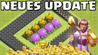 NEUES UPDATE KOMMT! || CLASH OF CLANS || Let