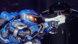 Halo 5 - STACKED Empire Holds w/ Pros! (HCS w/ Big Texas)