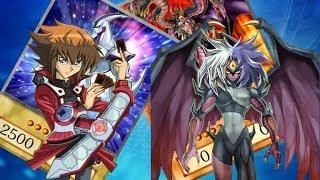 YUBEL VS JADEN (Yugioh Character Deck)