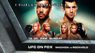 UFC on Fox: Machida vs. Rockhold