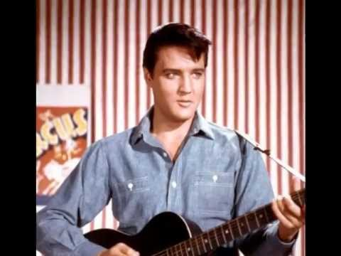 Elvis Presley - Im A Roustabout