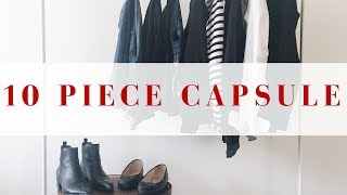 10 Items, 10 Days, Endless Possibilities | 10x10 Wardrobe Challenge