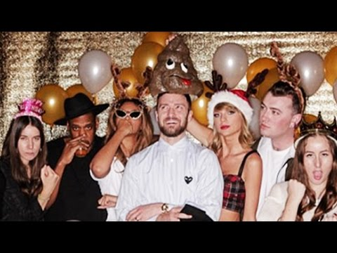 Taylor Swift's 25th Birthday Party With Beyonce, Justin Timberlake & More! video