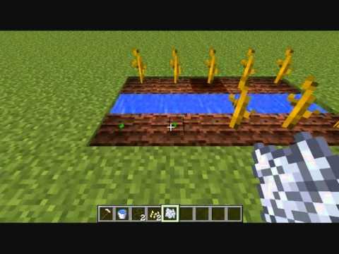 Minecraft Tuto Faire Une