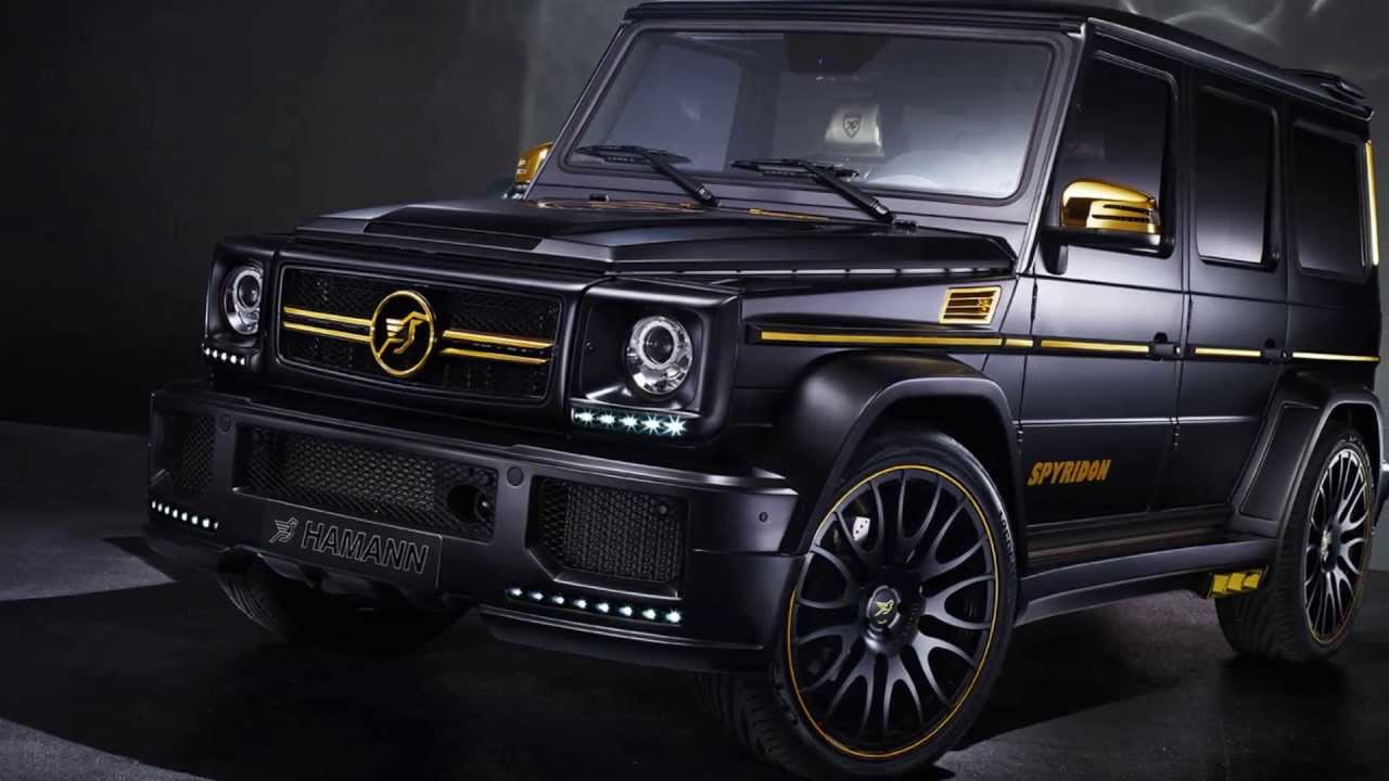 2013 hamann mercedes benz g 65 amg spyridon 6 0 v12 for Mercedes benz g wagon v12