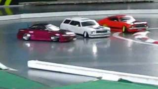 RC Drift Opala SS e Caravan SS In Japan