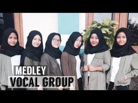 Medley Vocal Group JH GIS - Mirrors, Suit & Tie, Can't Stop The Feeling