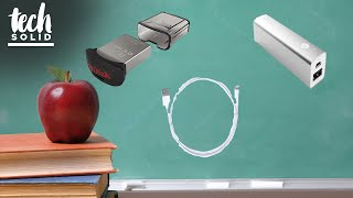 Top School Tech Accessories - Back To School 2015