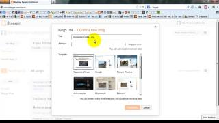 download lagu Cara Mudah Membuat Blog Di Blogspot 2013 gratis