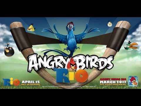 Angry Birds Rio Remix 2011 video