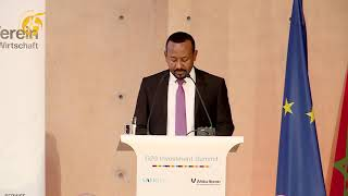 PM Abyi Ahmed on G20 Compact with Africa