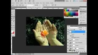 tutoriales photoshop: Aplicación de Ajustes