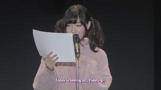 [Eng subs] GARUPA Stage Reading (Part 2 : Character Shuffle) - HaroHapi CiRCLE Garuparty! in Tokyo