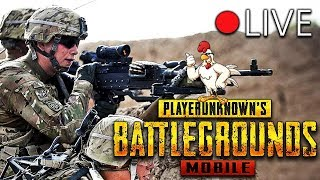 PUBG MOBILE INDIA LIVE STREAM : PUBGGGGGGGG ka MANORANJAN #2