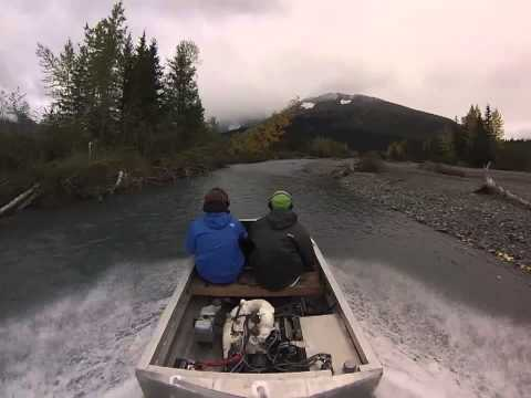 Seward alaska mini jetboat SMASH