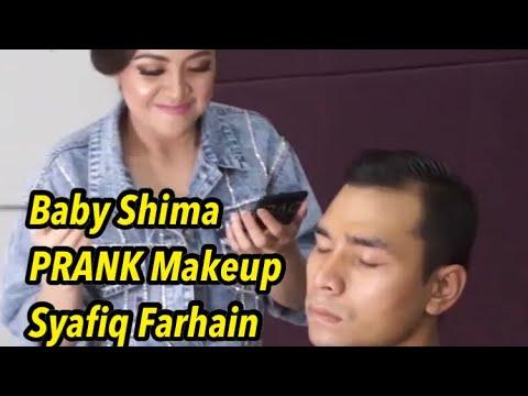 Download Syafiq Farhain TERKEJUT setelah lihat hasil makeup Baby Shima !!! Mp4 baru