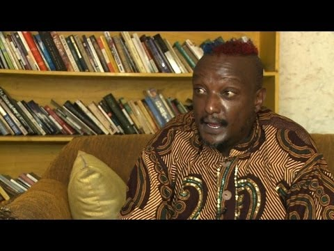 Kenyan Writer Hopes To Boost Gay Rights In Africa By Coming Out video