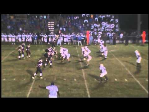 Jay Murphy- Marshall County High School Football Soph/ Jr Season