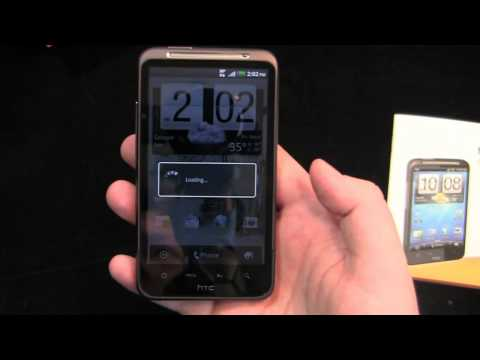 Video: HTC Inspire 4G Unboxing