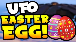 GTA 5 - UFO BILLBOARD EASTER EGG/TEXTURE GLITCH?