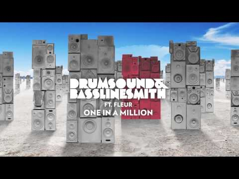 Drumsound &amp; Bassline Smith feat. Fleur - One In A Million (Northern Lights Remix) [Official Audio]