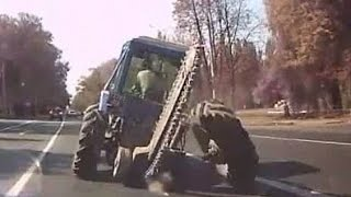 Fail Compilation of Driving in Russia NOVEMBER 2014 #4