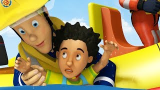 Fireman Sam New Episodes | Lost in the Caves! | 1 HOUR SEASON 10 🚒 🔥 | Cartoons for Children