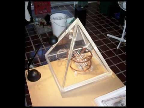 Pyramid Power - zero point pyramid energy