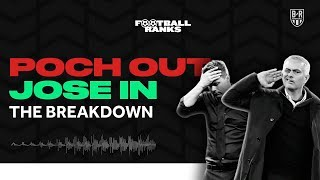 Pochettino Out, Mourinho In: The Breakdown | B/R Football Ranks