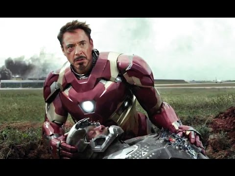 CAPTAIN AMERICA: CIVIL WAR Official Trailer (2016) Robert Downey Jr, Marvel Movie HD