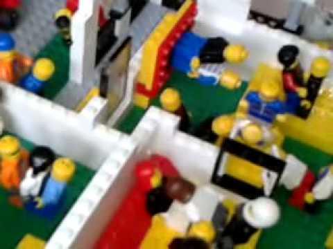 Lego sex huis party deel een