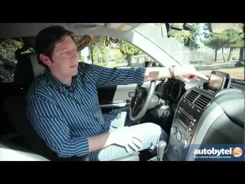 2012 Suzuki Grand Vitara Test Drive & SUV Review