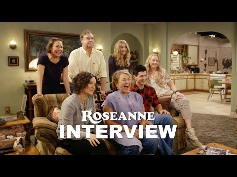 'Roseanne' Interview