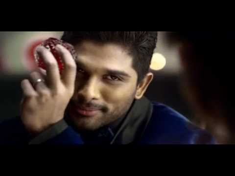 Allu Arjun in Joyalukkas Diamonds Ad - Telugu