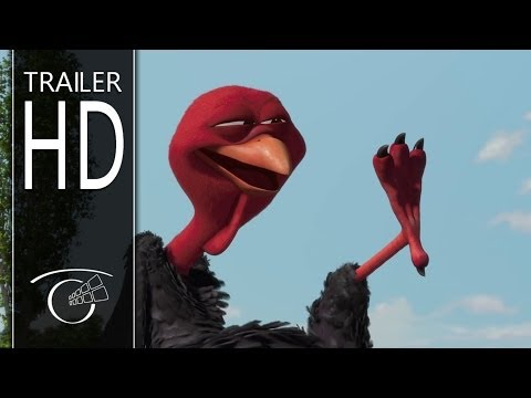 Free Birds (Vaya pavos) - Trailer HD