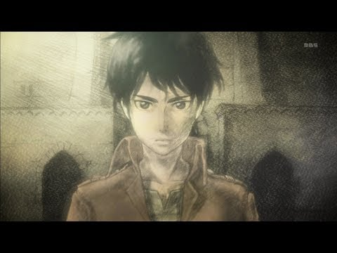 Shingeki no Kyojin  ED / Ending HD - 