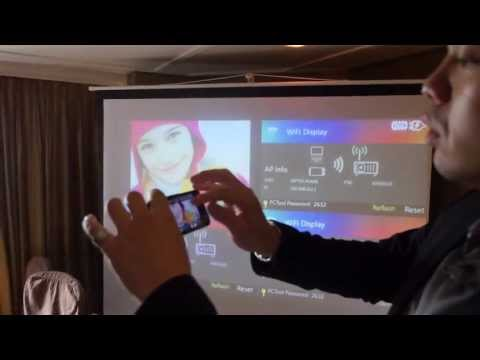 Aiptek shows $99 MobileCinema A50P DLP Pico Projector with HDMI & MHL port