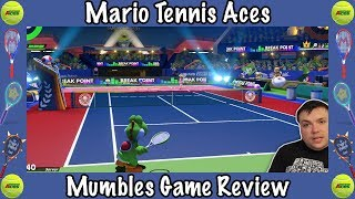 Mario Tennis Aces - Mumbles Game Review - Nintendo Switch