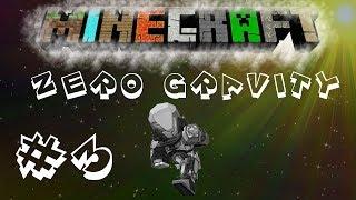 Minecraft | FTB: Unleashed | Zero Gravity | #3 Arise Turtle Army