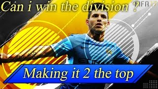 Fifa 17 Can i win the division Making it 2 the top #10!