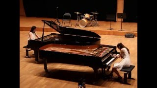 Yiruma River Flows In You For Two Pianos