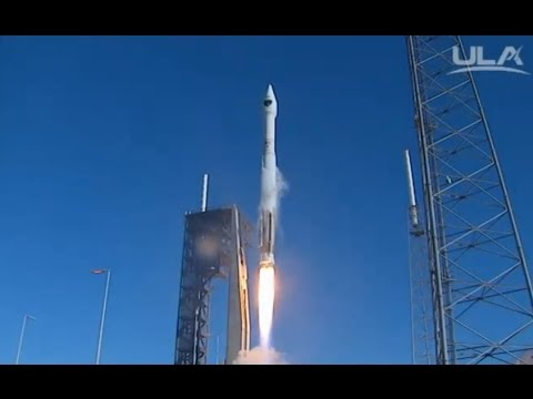 Atlas V Rocket launches final GPS IIF Satellite