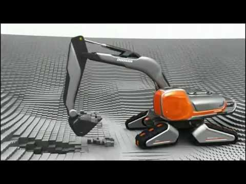 Excavator Teknoloji Harikas�
