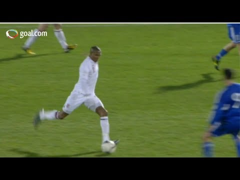 SENSATIONAL GOAL Ashley Young | San Marino v England WCQ 2013