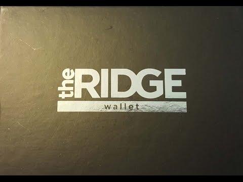 The Ridge Wallet Review