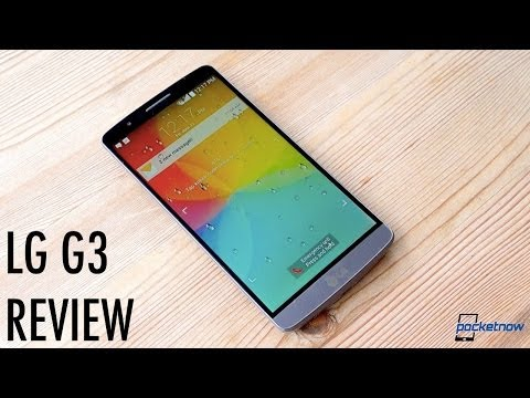 LG G3 Review: More Than Just A Pretty Screen