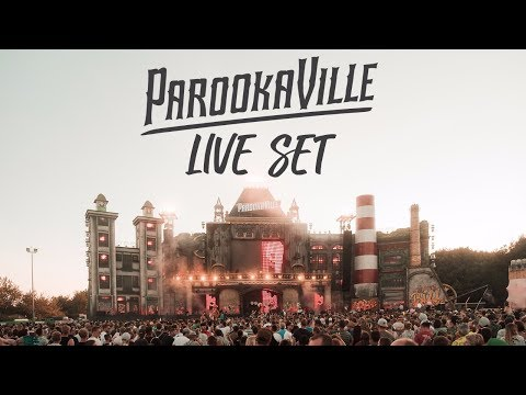ALLE FARBEN LIVE | PAROOKAVILLE 2018 | BILLS FACTORY