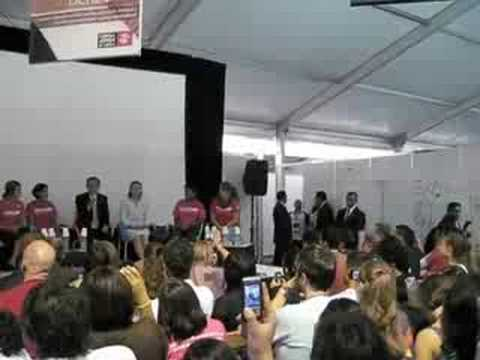 Ban Ki-Moon @ Youth Pavilion