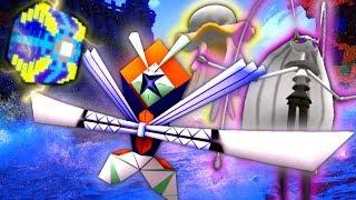 """Minecraft Pixelmon LUCKY BLOCK Adventure - """"ULTRA BEAST BATTLEFIELD!"""" (Minecraft Pokemon Mod)"""